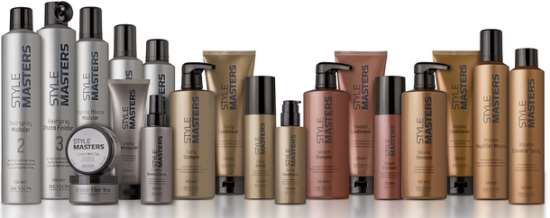 Revlon Style Masters – лучший шампунь для вьющихся волос