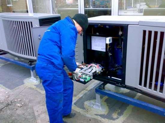 Профессиональный монтаж холодильного оборудования