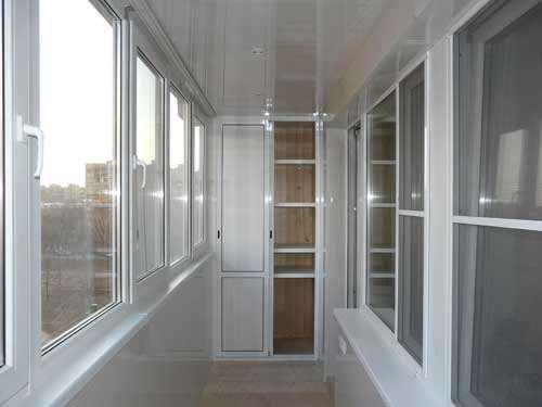 Профессиональное остекление балконов и лоджий в Казани