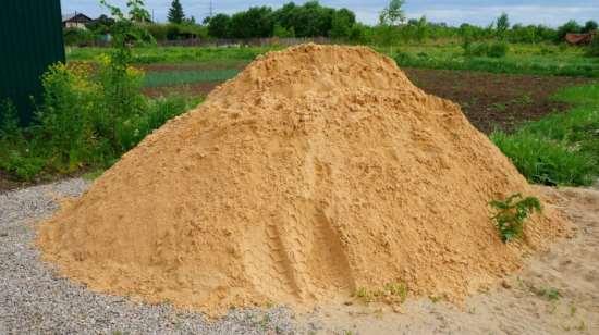 Владимирская область: где лучше всего купить песок?