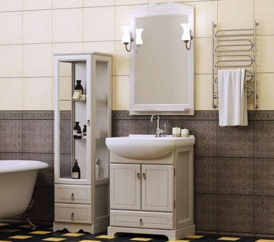 Качественная мебель для ванной комнаты