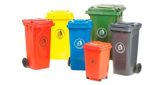 Разновидности и назначение мусорных контейнеров