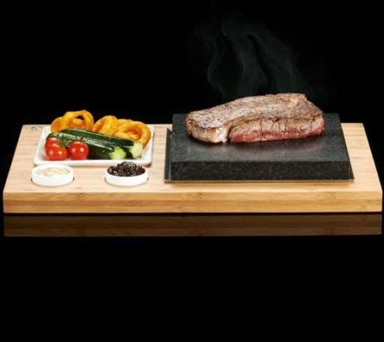 Камни, на которых готовятся самые вкусные блюда