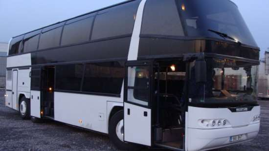 Путешествие на автобусе в Соль-Илецк