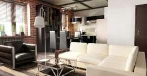 Красивый дизайн квартиры для настоящих ценителей