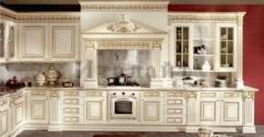 Итальянская кухонная мебель – лучшее решение для вашего дома