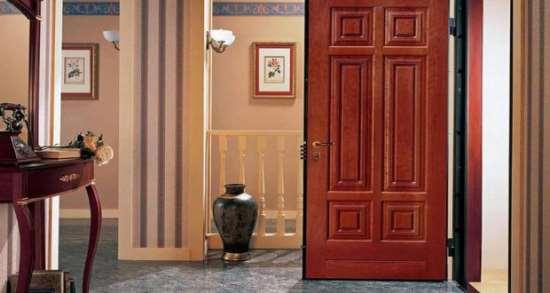 Какие выбрать входные двери