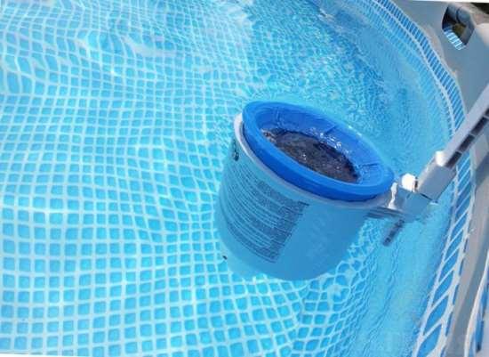 Надежный и эффективный способ очистки бассейна