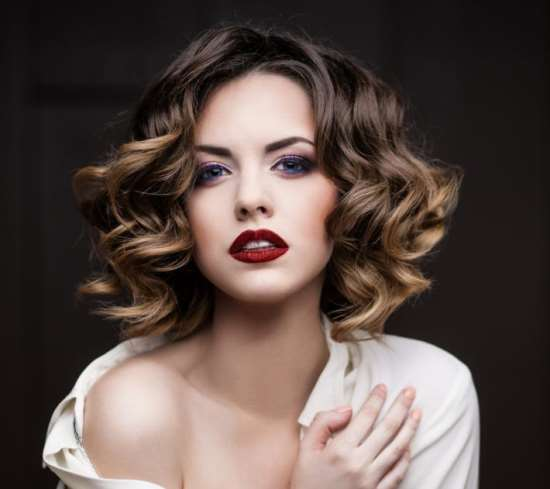 Профессиональное окрашивание волос разными техниками