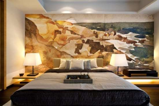 Художественная роспись стен и потолков актуальна сегодня!