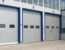 Промышленные секционные ворота – идеальный выбор для коммерческих объектов