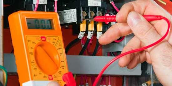 Востребованные услуги электрика