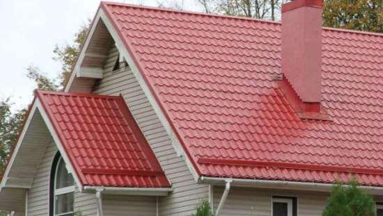 Доборные элементы кровли – универсальные материалы для крыш