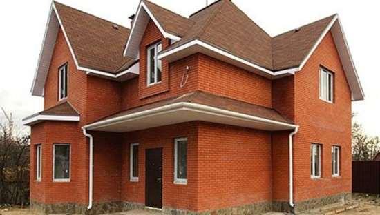 Специфика строительства кирпичного дома своими руками