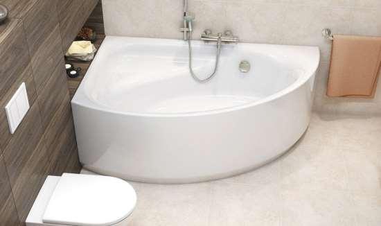 Достоинства современной акриловой сантехники для дома