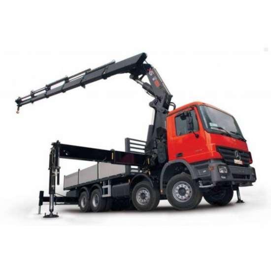Транспортировка грузов с помощью крана-манипулятора: почему это удобно?