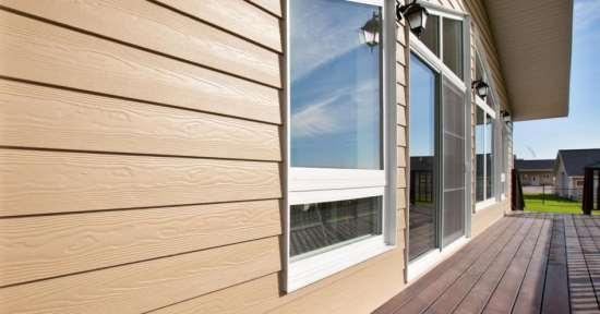 Фасадные панели CEDRAL – отличный материал для отделки вашего дома