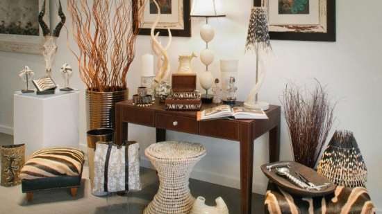 Разнообразие элементов декора и аксессуаров