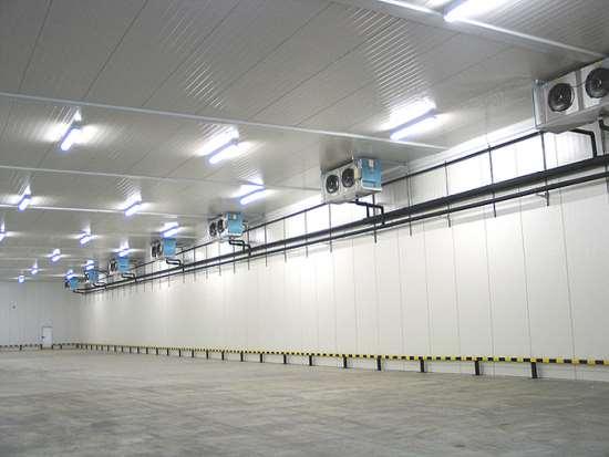 Проектирование и строительство холодильных складов