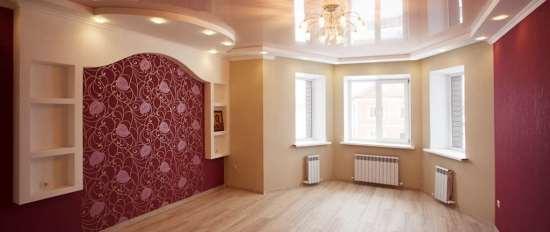 Ремонт квартир и домов в Геленджике под ключ - дизайн