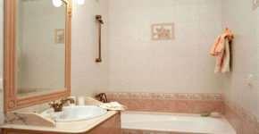 Ремонт ванной под ключ – почему стоит обратиться к профессионалам