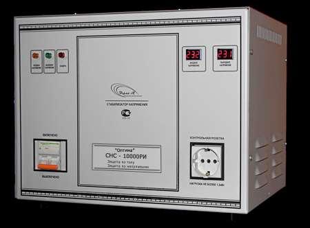 Стабилизатор напряжения однофазный Норма М и качественное электропитание