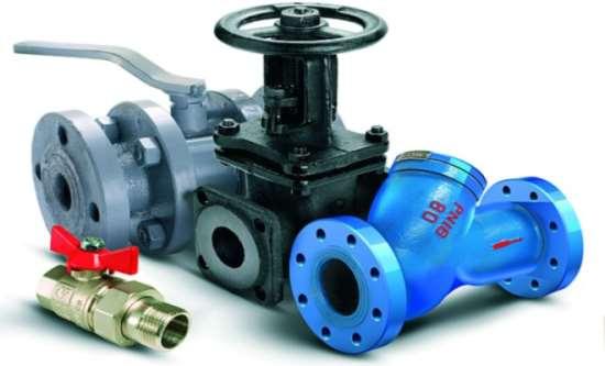 Трубопроводная арматура: разновидности и особенности