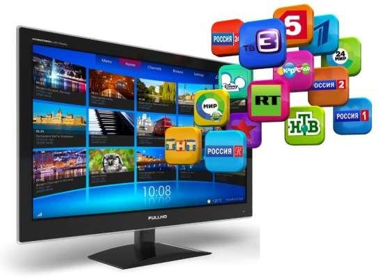 Как подключится к цифровому телевидению