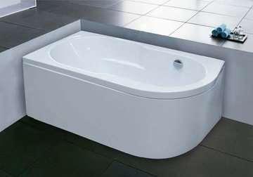 Преимущества акриловых ванн для вашей квартиры