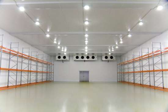 Основные преимущества аренды холодильных складов