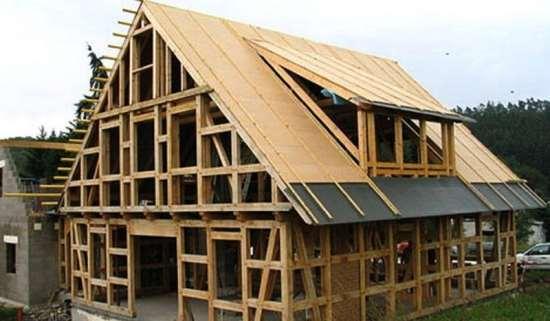 Деревянные каркасные дома: положительные стороны и особенности