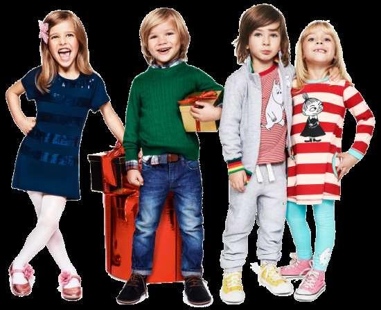 Детская трикотажная одежда: основные преимущества и особенности