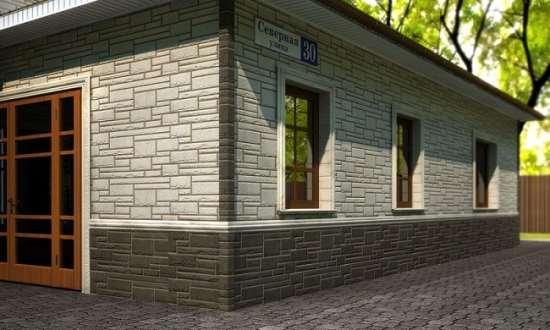 Преимущества применения фасадных панелей для наружной отделки дома