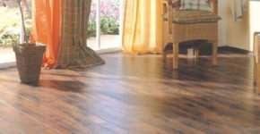 Ламинат – лучшее напольное покрытие для вашего помещения
