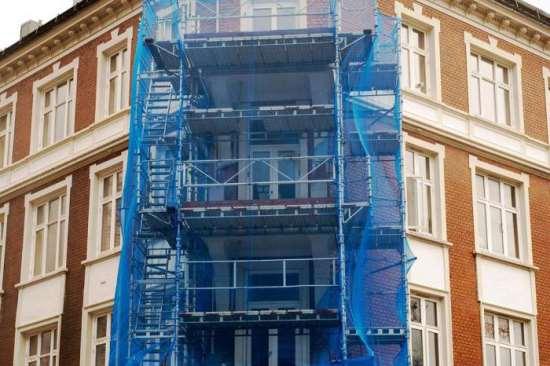 Последовательность проведения реставрации фасада