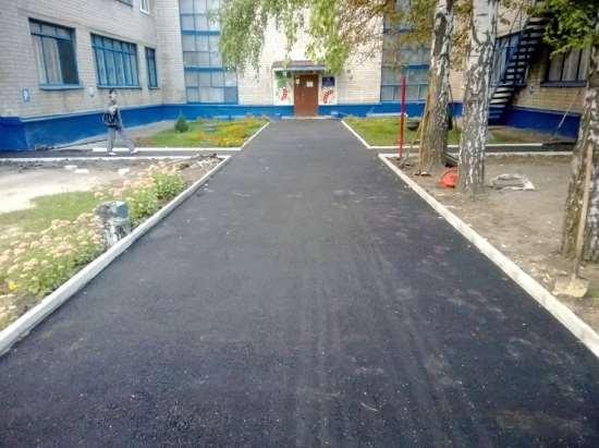 Что нужно знать об асфальтировании тротуаров