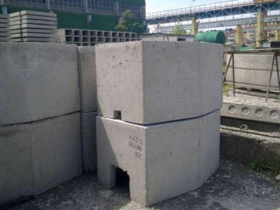 Применение бетонных ККС