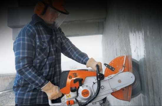Алмазная резка бетона – современная и прогрессивная технология