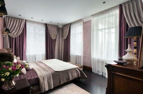 Советы по выбору штор для комнаты