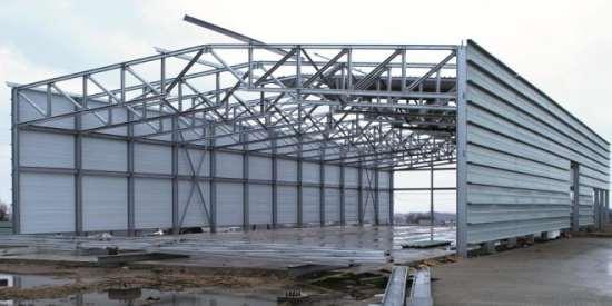 Из каких этапов состоит строительство быстровозводимых зданий?