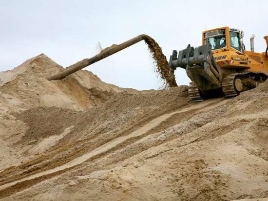 Сферы применения и качественные характеристики карьерного песка