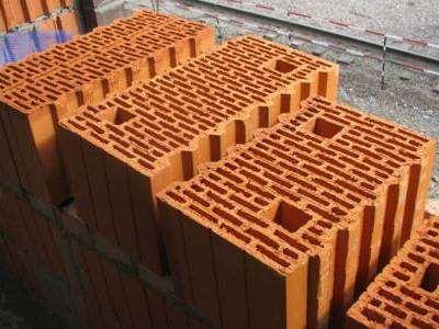 Качественные керамические блоки Porotherm