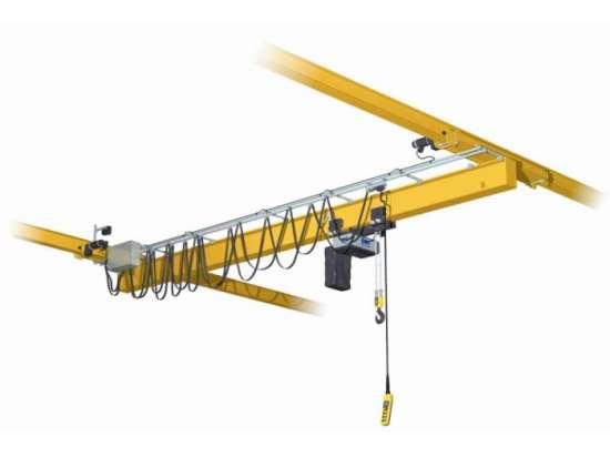 Однобалочный мостовой кран: возможности применения, преимущества, особенности