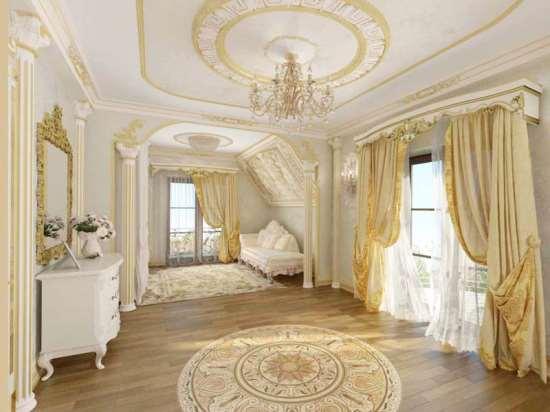 Лепный декор - дополнение для внутренней и наружной отделки вашего дома