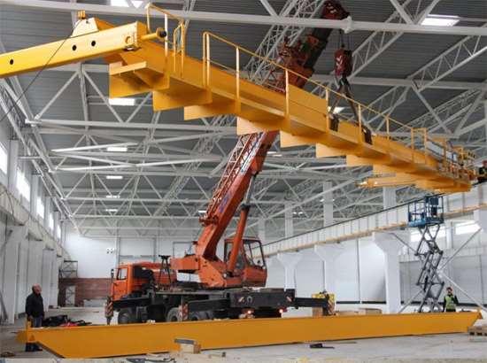 Особенности производства кранового оборудования