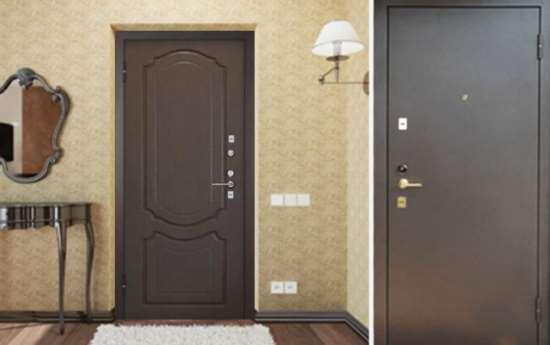 Почему стоит отдавать предпочтение металлическим входным дверям?