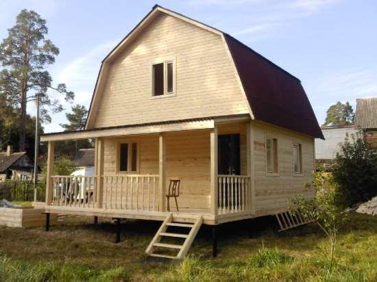 Интересуют недорогие дачные дома под ключ? Обратите внимание на нашу продукцию!