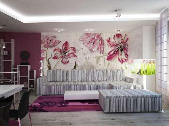 Как правильно выбирать обои для разных комнат?