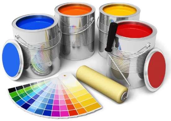 Лакокрасочные материалы: виды, типы, отличия, особенности
