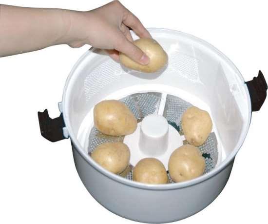 Несколько аргументов в пользу использования электрической картофелечистки